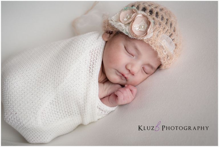 Baby Valentina S Newborn Session Kluzb Photography